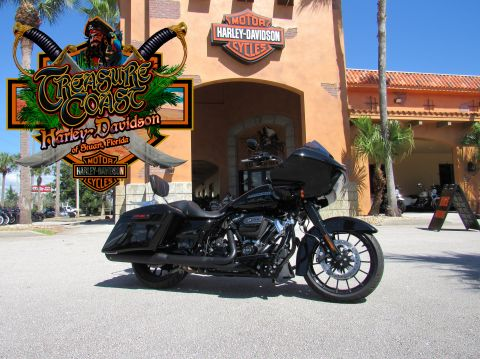Pre-Owned 2019 Harley-Davidson Touring Road Glide Special FLTRXS